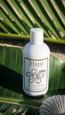 MAUI ORGANICS BIG ISLAND VANILLA w/ COCONUT Intense Moisture & After Sun LOTION