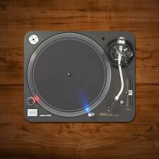 Turntable Record Player DJ Mixer Classic Vinyl Funny PC Computer Mouse Mat Pad
