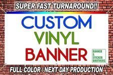 3x5 Rolled Custom Vinyl Banner Best Quality Design By Pro Designer