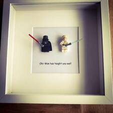Star Wars - Darth Vader and Luke Skywalker lego mini figure