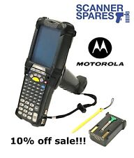 Symbol Motorola MC9190-GJ0SWJYA6WR LORAX 1D Windows CE 6.0 Barcode Scanner 5250