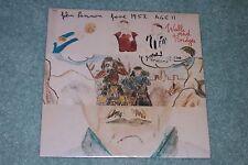 """JOHN LENNON """"WALLS AND BRIDGES"""" U.S. ORIGINAL LP"""
