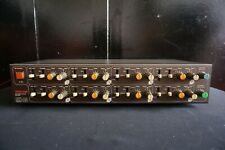 Tascam MX-80 Vintage 2U Rack Mount 8 Channel Mic & Line Preamp Microphone Mixer