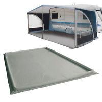 Bodenplane Grau 300 x 600 Wasser Schutz Ränder, aufblasbar, Pvc, Vorzeltplane