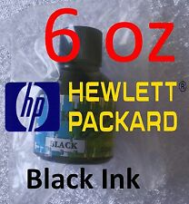 HP Inkjet Black Ink Refill 6oz (192mL) Premium