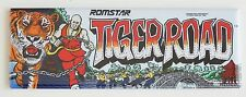 Tiger Road Marquee FRIDGE MAGNET (1.5 x 4.5 inches) arcade video game header