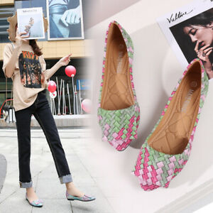 Trans Shoes Flats Crossdresser Loaf Drag Queen Checks Walking Grandma Plus Sz