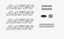 Dawes Horizon Bicycle Decals-Transfers-Stickers n.13