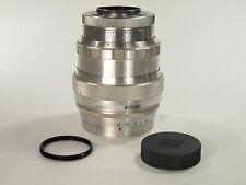 Helios-40-T f/1.5 85mm M39/M42 SLR lens KMZ S/N 000226 Very rare! Excellent!