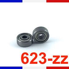 Roulement à billes 623ZZ haut de gamme, 3*10*4mm 3x10x4 mm