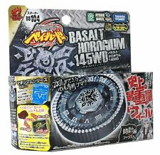 Takara Tomy Japanese Beyblade BB104 145WD Basalt Horogium Battle Top Starter Set