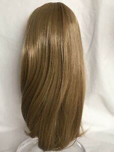 "Kemper Originals Heather Baby Doll Wig Size 10-11/"" Pale Blonde"