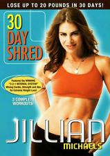 Jillian Michaels 30 Day Shred 0031398226956 DVD Region 1 P H