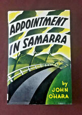 Appointment in Samarra by John O'Hara Harcourt Brace 1961 Book of the Month