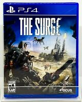 The Surge - PS4 - Brand New | Factory Sealed