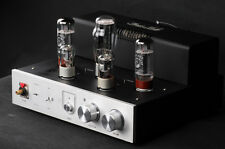Rivals Single-ended Class A EL34 tube amplifier headphone amplifier w/ Bluetooth