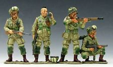 KING & COUNTRY D DAY DD046 U.S. 82ND & 101ST PARATROOPER LINKING UP MIB