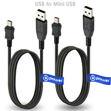 2 x pcs USB Cable for Toshiba Gigabeat / GPS/PDA Two-way Radio / Velocity Tablet