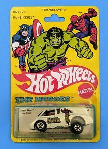 Hot Wheels The Heroes IRON MAN No. 3301