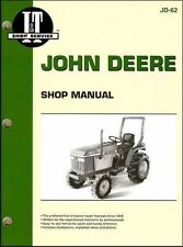 John Deere 670 770 870 970 1070 1989-1998 Tractor Service Repair Workshop Manual