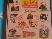 FILM PARADE 3 - VERSIONI ORIGINALI - Various Artists - CD ORIGINALE -