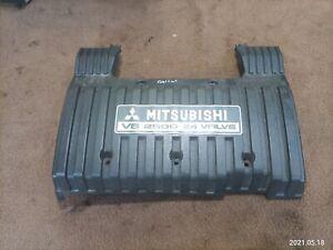 Motorabdeckung MD34103061 2500 24 Valve Mitsubishi Galant VI 2002 EA 2.5 V6