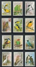 TRINIDAD & TOBAGO 1990 Birds; Scott 509-20; MNH