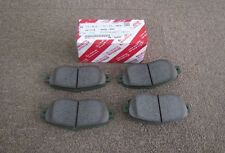 1996-2003 Lexus GS300 Front Genuine OEM Brake Pads 04465-14081