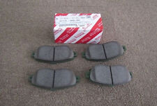2001-2005 Lexus IS300 Front Genuine OEM Brake Pads 04465-14081