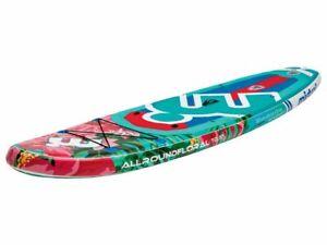 ✅ GEWERBLICH   BLITZVERSAND ✅ Mistral Floral SUP Stand Up Paddle Board + Zubehör