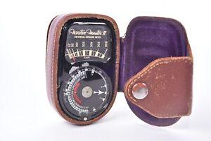 Cell Photo Weston Master Ii. Universal Exposure Meter. Model 735
