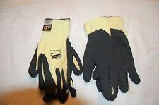 Two Pairs Of Dupont G Tek Kelvar Rubber Coated Gloves 09 K1660 Xxl
