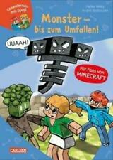 Lesenlernen mit Spaß - Minecraft Band 2: Monster - bis zum Umfallen! | Wolz
