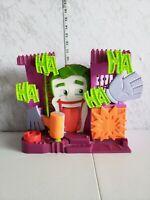 Vintage Fisher Price Mattel Imaginext Batman The Joker Play Set Ha Ha Ha Ha