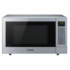 Panasonic NNCT57JMBPQ 3 In 1 Combination Microwave Oven with 1000W in Silver