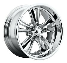 CPP Foose F097 Knuckle wheels 18x8 + 18x9.5 fits: CHEVY IMPALA CHEVELLE SS