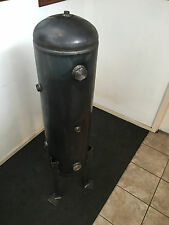 Air Receiver 100 Litre Vertical For Air Compressor Tank Painted Or Raw