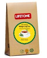 Tropical Mango Leaf Tea,Diabetic,Caffeine free,enhances immunity,40 Teabags