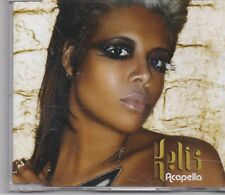 Kelis-Acapella cd maxi single 2 tracks