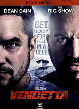 Vendetta (DVD, 2015) Dean Cain, The Big Show