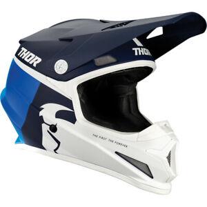 Thor Motocross Sector Racer Helmet Navy/Blue