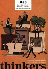 Doujinshi BAROQUELINE (Kikuya books) thinkers (Yuri On Ice Victor x Yuri Kat...
