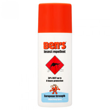 Bens Insect Repellent Pump Spray 100ml