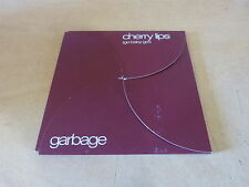 GARBAGE - CHERRY LIPS - TRASH40  !!!!!RARE CD COLLECTOR!!fold-out wallet sleeve