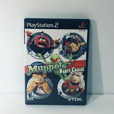 PlayStation 2: Jim Henson's Muppets Party Cruise Video Game