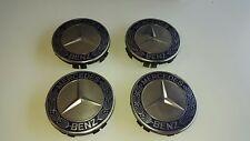 4 Coprimozzo MERCEDES a1714000125 originali usati 7.5mm buone condizioni