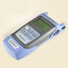 -70~+3 dBm FC/SC Connector Cable Tester FTTH Fiber Optic Optical Power Meter