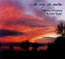 NORMA WINSTONE - LIKE SONG,LIKE WEATHER (REMASTERED)   CD NEU