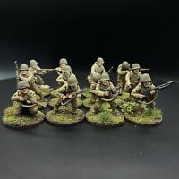Pro Painted 28mm WW2 12 Man US Infantry Squad - 28mm 1/56 - Bolt Action