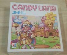 2002 Candy Land MB 24 Piece Puzzle Ages 3 - 7 Milton Bradley